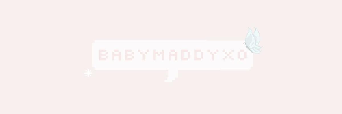 @babymaddyxo
