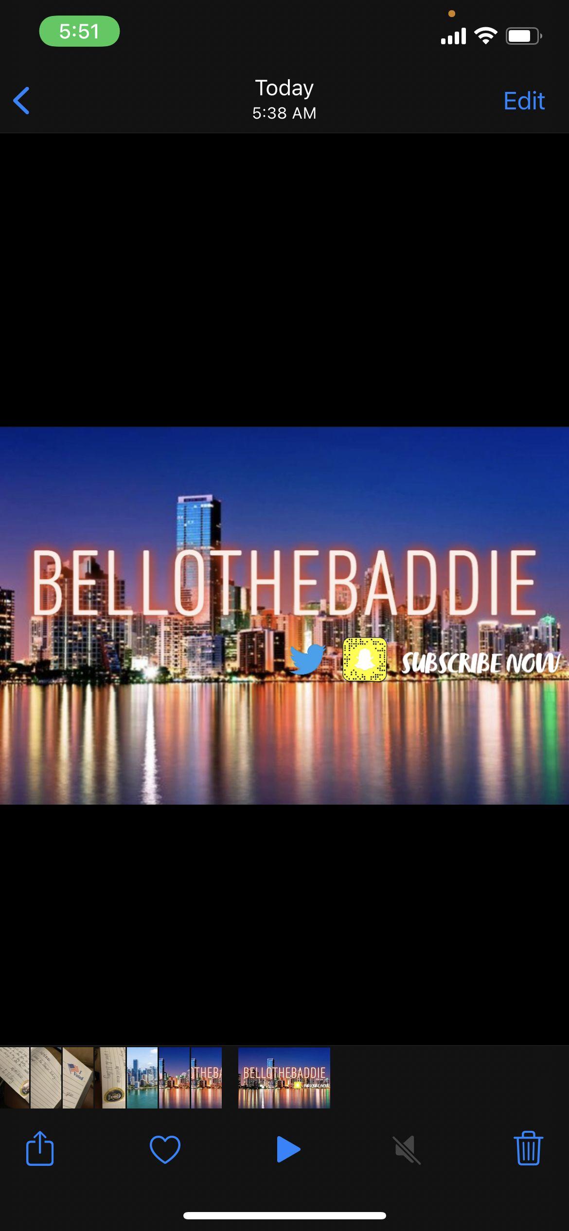 @bellothebaddie