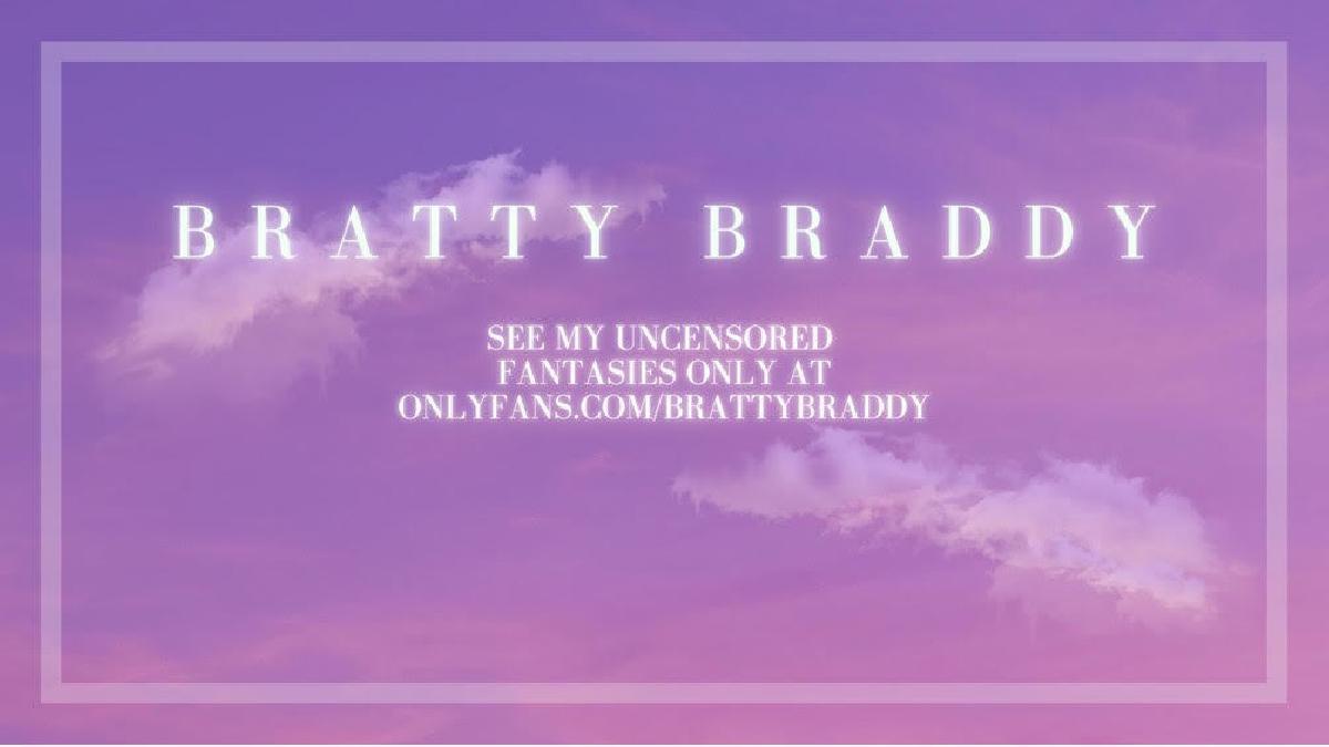 @brattybraddy